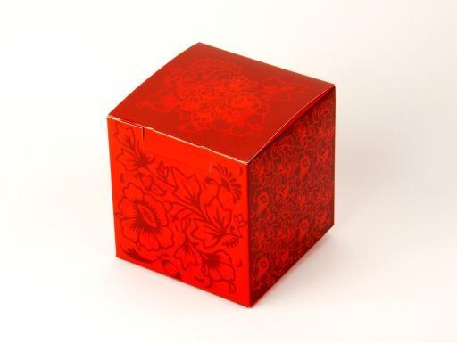 Коробка для стандартных кружек, КРАСНАЯ купить Упаковка в интернет-магазине konsto.ru по цене 50 руб.